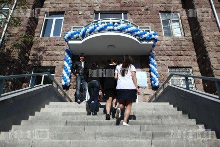 Արտակարգ դեպք` Երևանում. Մանուկ Աբեղյանի անվան դպրոցի 4 երեխա մարմնական վնասվածքներով տեղափոխվել է հիվանդանոց