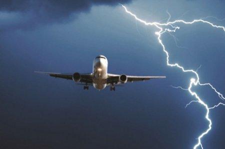Կայծակը հարվածել է Հռոմից Մոսկվա թռչող ինքնաթիռին