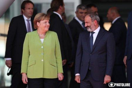 Ո՞րն է Փաշինյանի խիզախ քայլը.Գերմանիան բացեց դաշտը Հայաստանի համար. հայտարարություններ Բեռլինում