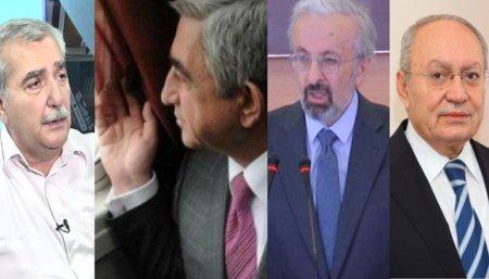 Հիմա Սերժ Սարգսյանն է, հետո կլինի երևի Տիգրան Թորոսյանը, հետո Աղվան Հովսեփյանը