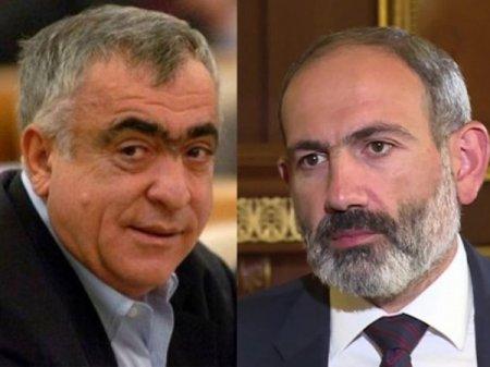 Ո՞ւմ հավատաս...Սաշիկ Սարգսյանը վատ դրության մեջ է դրել Նիկոլ Փաշինյանին