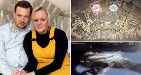 Առանց հեշտոցի եւ արգանդի ծնված կնոջը վիրահատել են եւ աղիների հյուսվածքներից նոր հեշտոց պատրաստել