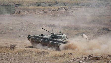 Ադրբեջանական բանակը լայնամասշտաբ զորավարժություններ է անցկացնում՝ սպառազինության նոր համակարգերի կիրառմամբ