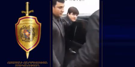 Տեսանյութ. Բերման է ենթարկվել «օրենքով գող» Աստրախանցի Հայկոն