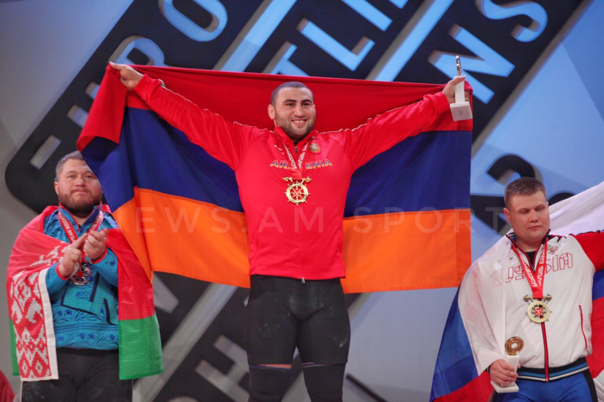 Սիմոն Մարտիրոսյանը՝ Եվրոպայի առաջնության կրկնակի չեմպիոն․ Սա միայն իմ հաղթանակը չէ, ամբողջ հայ ազգի հաղթանակն է