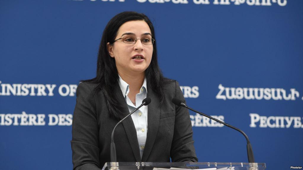 Հայաստանի ԱԳՆ-ն մեկնաբանեց ԱՄՆ-ում պատրաստվող հանդիպման մասին Էլմար Մամեդյարովի հապճեպ հայտարարությունը