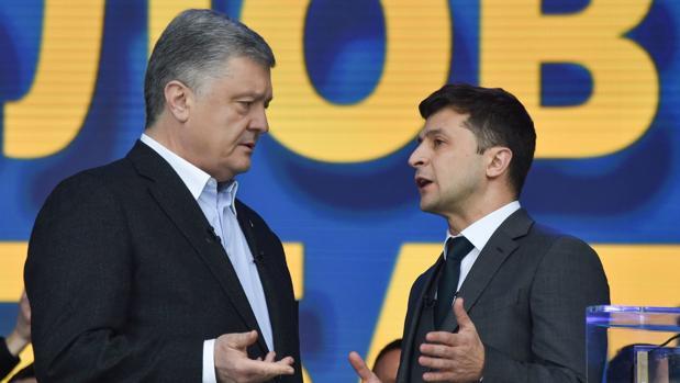 Ուկրաինայում նախագահական ընտրությունների երկրորդ փուլն է