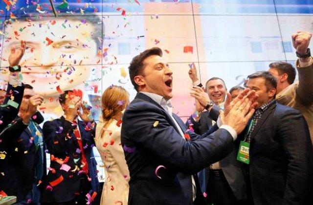 Զելենսկին ընտրողների վստահության աննախադեպ արդյունք է արձանագրել Ուկրաինայի պատմության մեջ