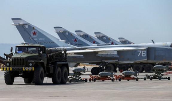 Ռուսաստանի օդա-տիեզերական ուժերը 4-րդ օրն է, ինչ անընդմեջ գրոհում են Սիրիայի հյուսիս-արևմտյան շրջանը