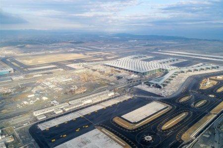 Ստամբուլում  շահագործման կհանձնվի աշխարհի խոշորագույն օդանավակայանը,որը տարեկան մոտ 200 մլն ուղևոր կսպասարկի