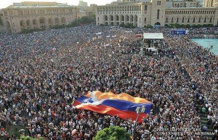 Վերադառնում ենք «Հին Հայաստան». Հեղափոխությունը դավաճանված է