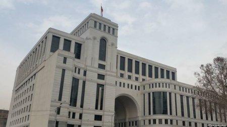 ՀՀ ԱԳՆ-ն պատասխանում է միջազգային գործընկերների հայտարարություններին՝ տրանսգենդերի շուրջ բարձրացված աղմուկի վերաբերյալ