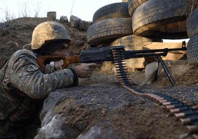 Մեր կրակոցներից վախեցել են  ադրբեջանցի երեխանե՞րը.Սահմանին ավելացել են փոխհրաձգությունները. Արցախի պաշտպանության նախարար