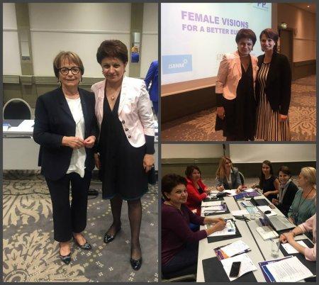 Կարինե Աճեմյանը ԵԺԿ կանանց խորհրդի հրավերով մասնակցել է Ամառային ակադեմիայի աշխատանքներին