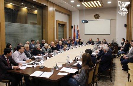 Ճարտարապետության և շինարարության  Հայաստանի ազգային  համալսարանը վերանայում է իր քաղաքականությունը