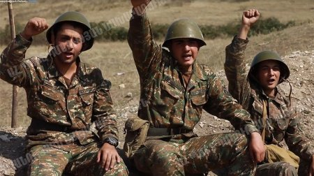 Տեսանյութ.Դուխով ենք, ձեր մեջքին սար ու թիկունք ենք. սահմանապահ զինվորները՝ հայ ժողովրդին