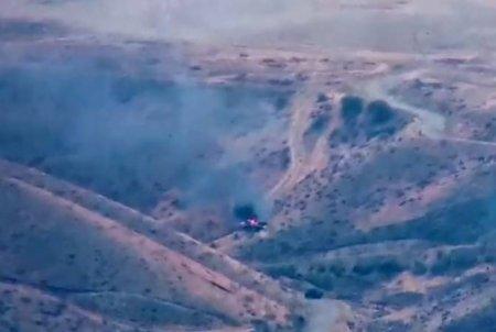 Տեսանյութ. Հակառակորդի ավտոշարասյան խոցումը Մատաղիս տանող ճանապարհին, Արցախի ՊԲ-ն հերքում է Ադրբեջանի՝ Մատաղիսը գրավելու մասին տեղեկությունը