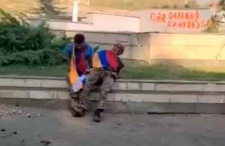Կրակահերթով, կրակոցներ արձակելով Ադրբեջանի ԶՈւ-ն սպանել է ՀՀ դրոշով փաթաթված, պաշտպանության միջոցներից զրկված հայ գերիներին