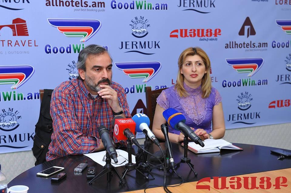 Դեկտեմբերի 4-ին, ժամը 12 00 «Հայացք» մամուլի ակումբի հյուրն է Ժիրայր Սեֆիլյանը